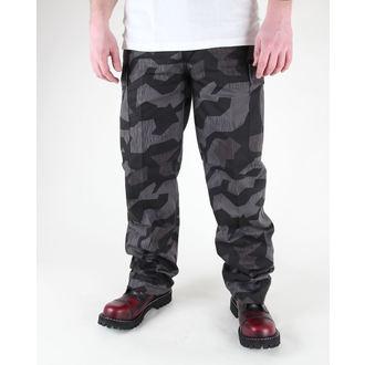 pantaloni bărbați MIL-TEC - S.U.A. pădurar Furtun - BDU Splinternight, MIL-TEC