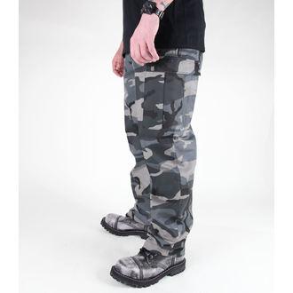 pantaloni bărbați MIL-TEC - S.U.A. Rangr Furtun - BDU Întuneric camo, MIL-TEC
