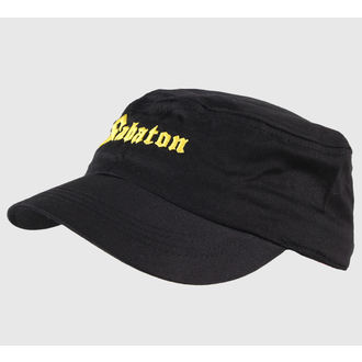 șapcă Sabaton - Logo - NUCLEAR BLAST, NUCLEAR BLAST, Sabaton