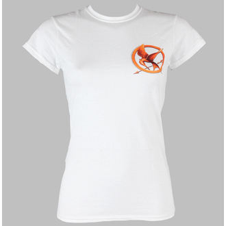 tricou cu tematică de film femei Hunger Games - Mocking Jay Pin - LIVE NATION, LIVE NATION