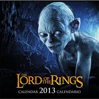 calendar la an 2013 bărbaţi inele - Engleză & Spaniolă Versiune