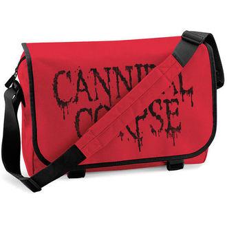 umăr geantă Cannibal Corpse - Logo - PLASTIC HEAD, PLASTIC HEAD, Cannibal Corpse