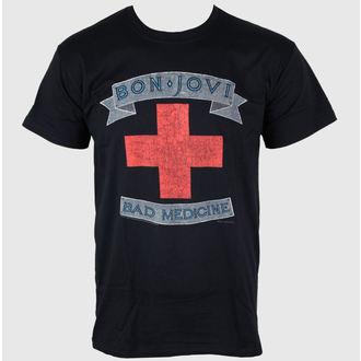 tricou stil metal bărbați Bon Jovi - Bad Medicine - PLASTIC HEAD, PLASTIC HEAD, Bon Jovi
