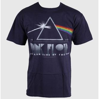 tricou stil metal bărbați Pink Floyd - Lunatic - LIQUID BLUE, LIQUID BLUE, Pink Floyd