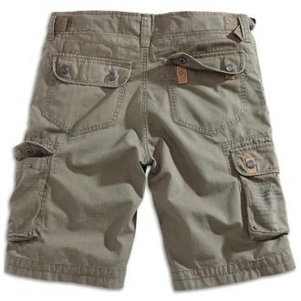 pantaloni scurți bărbați SURPLUS - Xylontum - oliv Gewas
