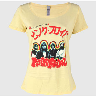 tricou stil metal femei Pink Floyd - Japan Tour 1972 - IMPACT, IMPACT, Pink Floyd