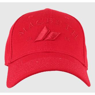 kšiltovka MACBETH - CA, MACBETH