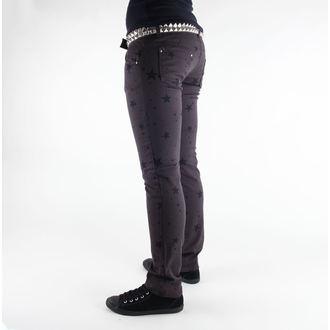 pantaloni femei 3RDAND56th - Stea Slab Blugi - JM1097, 3RDAND56th
