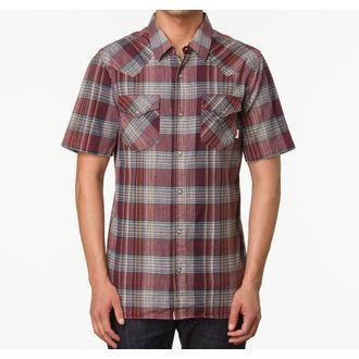 cămaşă bărbați VANS - Edgeware - Redrum tartan, VANS