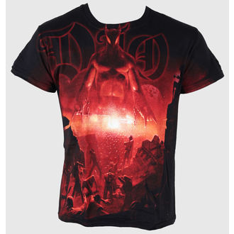 tricou stil metal bărbați Dio - Last In Line Allover - Just Say Rock, Just Say Rock, Dio