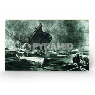 de lemn imagine Titanic (13) - Pyramid Posters, PYRAMID POSTERS