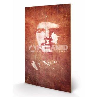 Imagine pe lemn Che Guevara (Exposure) - Pyramid Posters, PYRAMID POSTERS, Che Guevara