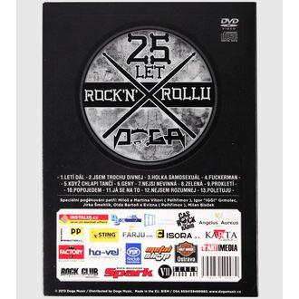 DVD-uri DOGA- 25 ani Rock'n'Roll, Doga
