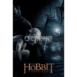 plakat The hobbit - Gollum - Pyramid Posters, PYRAMID POSTERS