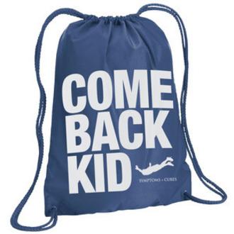 geantă Întoarce-te Copil - Simptome + vindecări - VICTORIE, VICTORY RECORDS, Comeback Kid