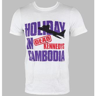 tricou stil metal bărbați Dead Kennedys - Cambodia - LIVE NATION, LIVE NATION, Dead Kennedys