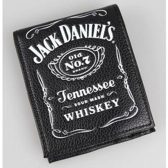 portofel Jack Daniels - Clasic Logo - Bioworld, JACK DANIELS