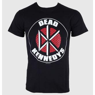 tricou stil metal bărbați Dead Kennedys - Brick Logo - LIVE NATION, LIVE NATION, Dead Kennedys