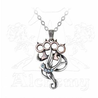 colier A inghiti Cârpă de praf - Alchimie gotic, ALCHEMY GOTHIC