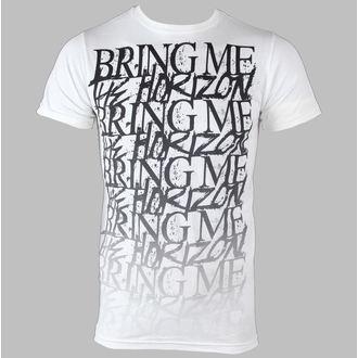 tricou stil metal bărbați Bring Me The Horizon - Stacked - BRAVADO, BRAVADO, Bring Me The Horizon