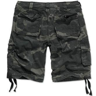 pantaloni scurți bărbați Brandit - Urban Legendă Darkcamo, BRANDIT