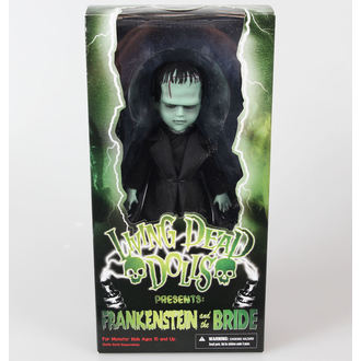 păpuşă VIAŢĂ MORT PAPUSI - universal - Monstru Frankenstein, LIVING DEAD DOLLS