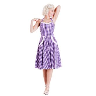 rochie femei IAD BUNNY - șarlotă - Lavndr, HELL BUNNY
