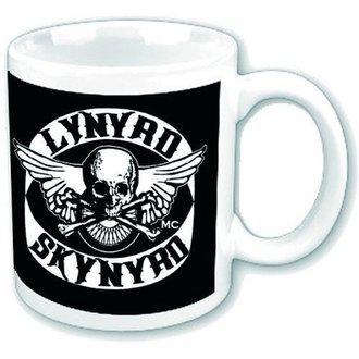 ceașcă Lynyrd Skynyrd - Logo - HMB, HALF MOON BAY, Lynyrd Skynyrd