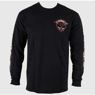 tricou de stradă bărbați - Motor Skull - LUCKY 13, LUCKY 13