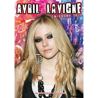 calendar la an 2014 Avril Lavigne, Avril Lavigne