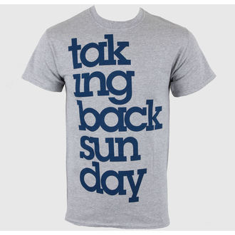 tricou stil metal bărbați Taking Back Sunday - Logo Sports - LIVE NATION, LIVE NATION, Taking Back Sunday
