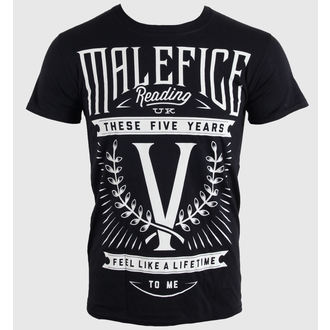 tricou stil metal bărbați Malefice - Five Years - LIVE NATION, LIVE NATION, Malefice