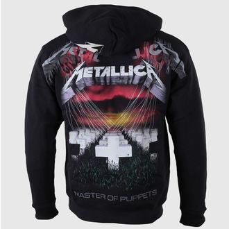 hanorac cu glugă bărbați Metallica - Master of Puppets -, Metallica