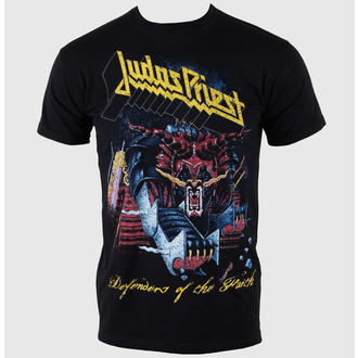 tricou stil metal bărbați Judas Priest - Defender Of Faith - ROCK OFF, ROCK OFF, Judas Priest