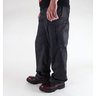 pantaloni bărbați Brandit - S.U.A. pădurar Furtun Negru, BRANDIT