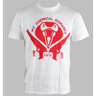 tricou stil metal bărbați My Chemical Romance - Kobra Head - LIVE NATION, LIVE NATION, My Chemical Romance