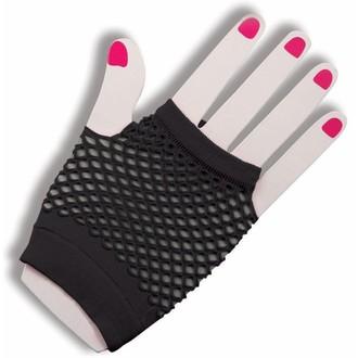 Mănuși (mânecă) Legwear - Short Fishnet - Black - SAGSFN1BL1