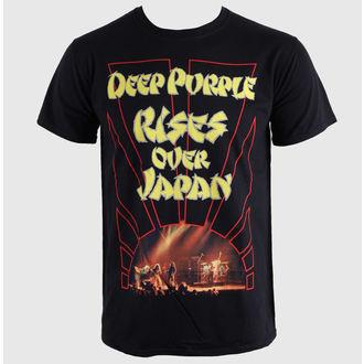 tricou stil metal bărbați Deep Purple - Rises Over Japan - PLASTIC HEAD, PLASTIC HEAD, Deep Purple