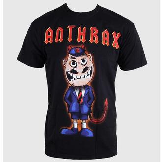 tricou stil metal bărbați Anthrax - TNT Cover - ROCK OFF, ROCK OFF, Anthrax