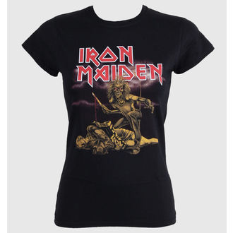 tricou stil metal femei Iron Maiden - Slasher - ROCK OFF, ROCK OFF, Iron Maiden