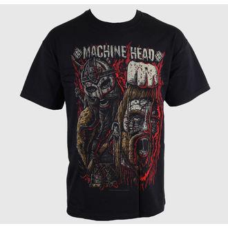 tricou stil metal bărbați Machine Head - Goliath Red - ROCK OFF, ROCK OFF, Machine Head