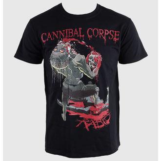 tricou stil metal bărbați Cannibal Corpse - Rabid - PLASTIC HEAD - PH7739