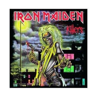 Felicitare Iron Maiden - The killers - ROCK OFF, ROCK OFF, Iron Maiden