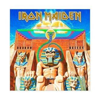Felicitare Iron Maiden - Power Slave - ROCK OFF, ROCK OFF, Iron Maiden