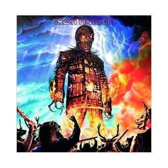Felicitare Iron Maiden - Wicker Man - ROCK OFF, ROCK OFF, Iron Maiden