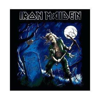 Felicitare Iron Maiden - Benjamin Breeg - ROCK OFF, ROCK OFF, Iron Maiden