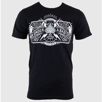 tricou hardcore bărbați - Bad Star - LIQUOR BRAND, LIQUOR BRAND