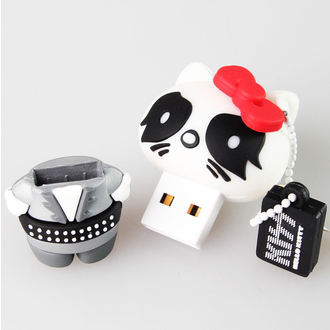 bliț disc USB 8GB (pandantiv) PUP - BUNA KITTY - The Omul pisica, HELLO KITTY, Kiss