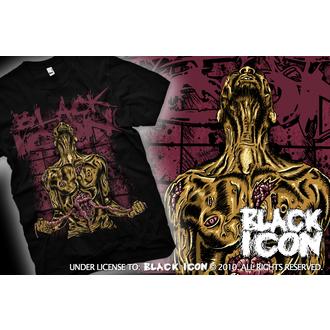 tricou hardcore bărbați - Suicide - BLACK ICON, BLACK ICON