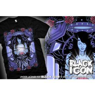 tricou hardcore bărbați - Maiden - BLACK ICON, BLACK ICON